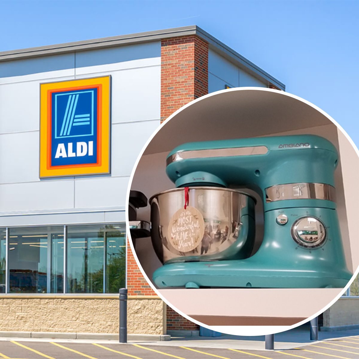 The $59.99 Stand Mixer Is Back at Aldi (and 4 More Steals) | Taste ...