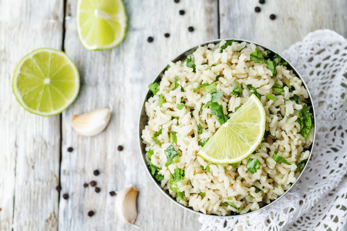 Here's How to Make Chipotle Rice at Home