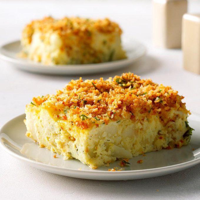 Creamy Cauliflower Kugel Exps Thn18 221346 B06 07 6b 6