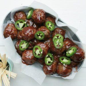 Meatballs 8 Ways