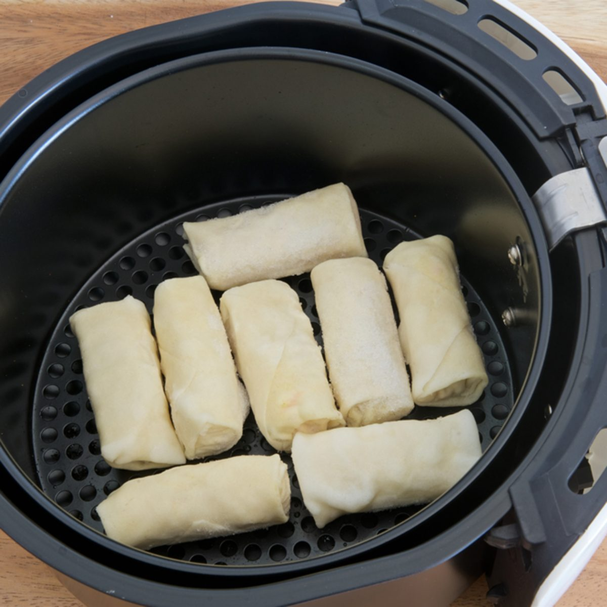 10 Surprising Things You Can Make In An Air Fryer And 6