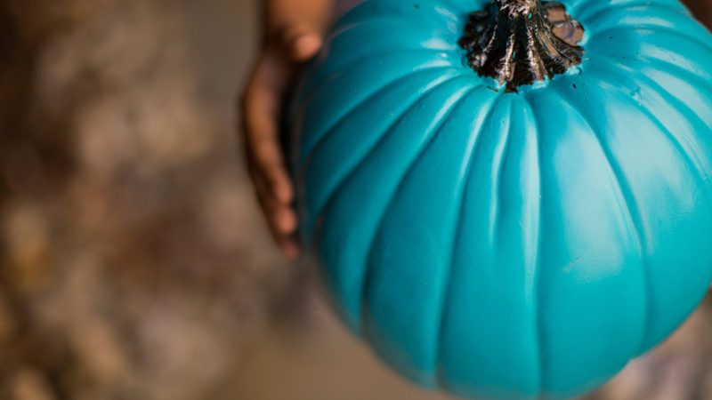 teal pumpkin by Food Allergy Research & Education (FARE)