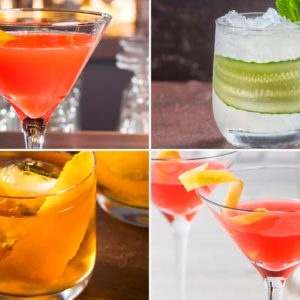23 Famous Cocktails from Across the Country