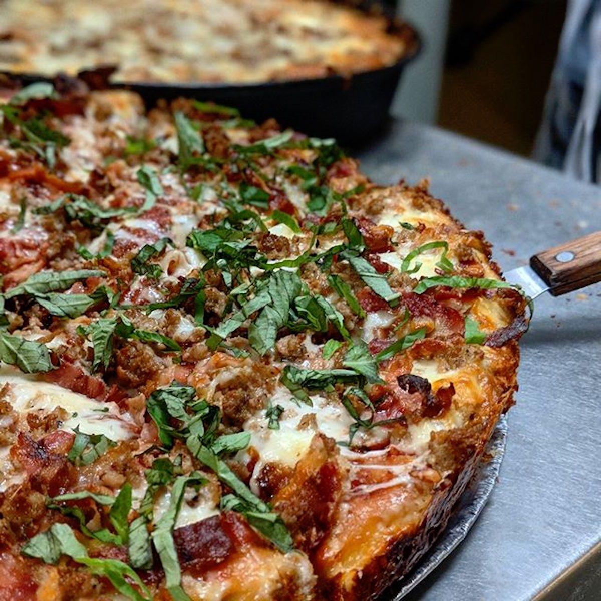satchels pizza