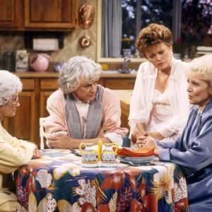There's an Official Release Date for the Golden Girls Cookbook