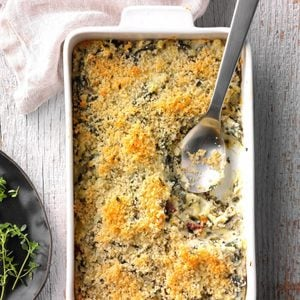 Greek Potato Casserole