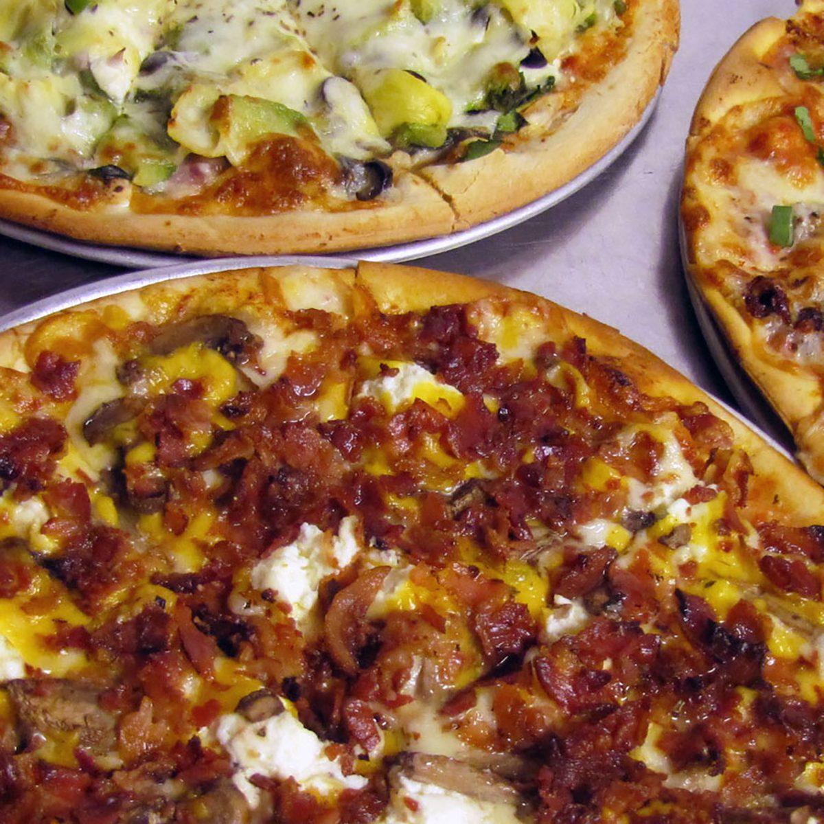 Bazbeaux Pizza
