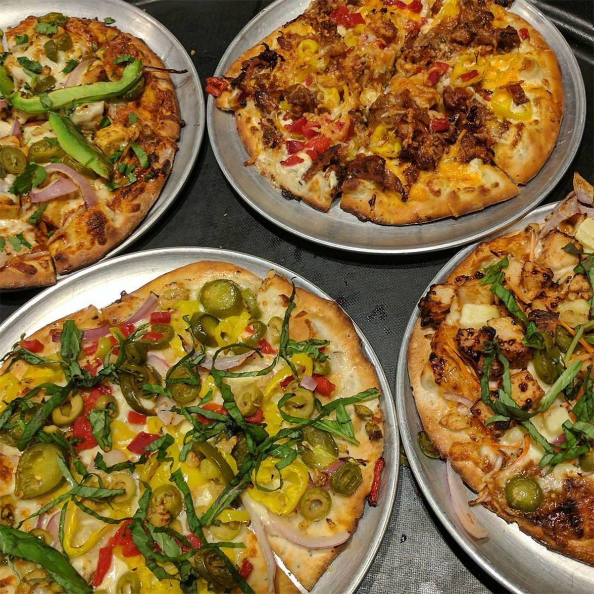 topp'd pizza