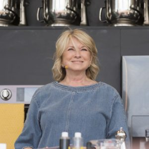 Here's Why Martha Stewart Puts Ice in Her Rosé
