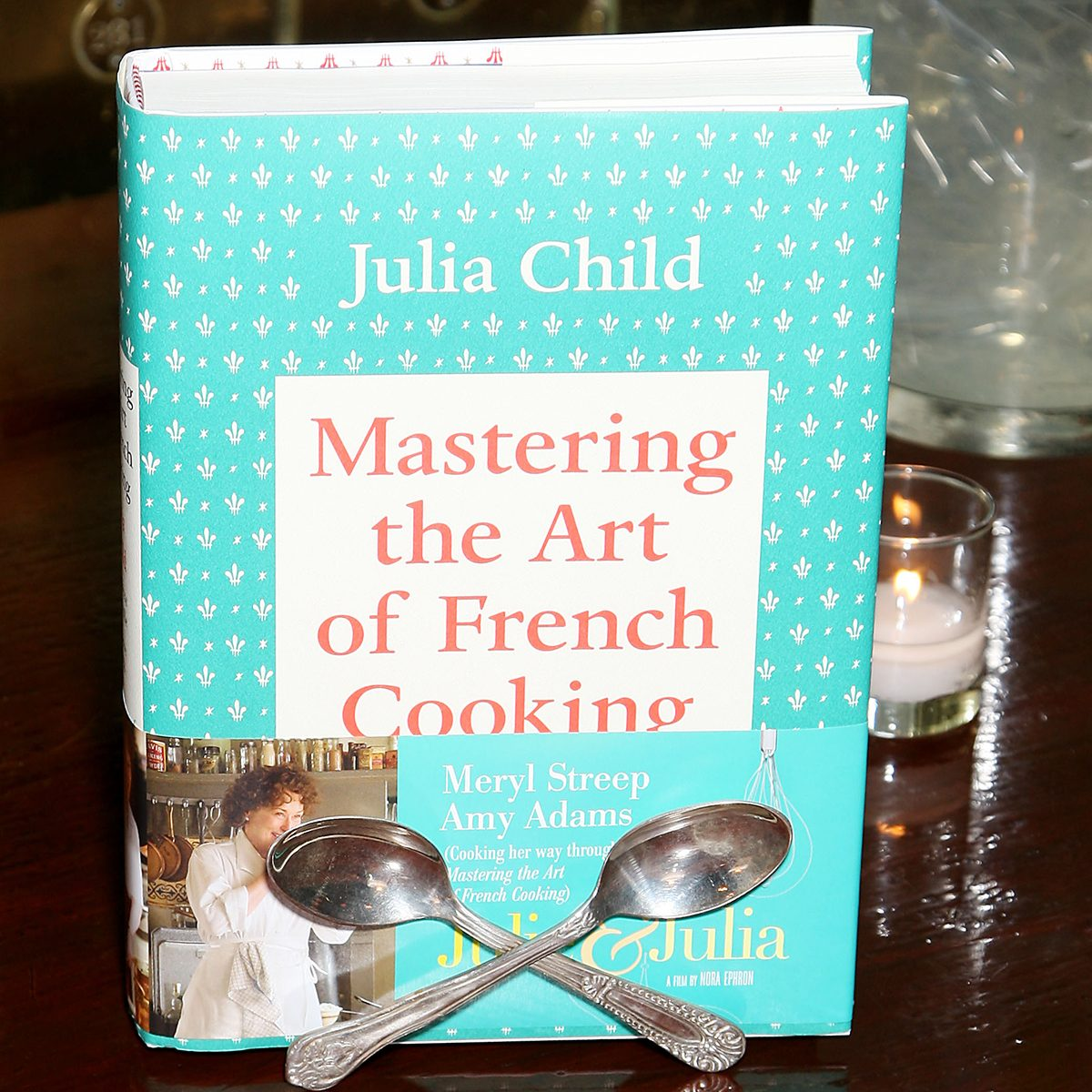 'Mastering the Art of French Cooking' book by Julia Child