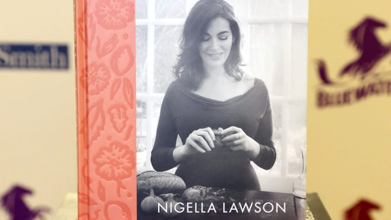 'At My Table' book Nigella Lawson book signing, Bluewater, Essex, UK
