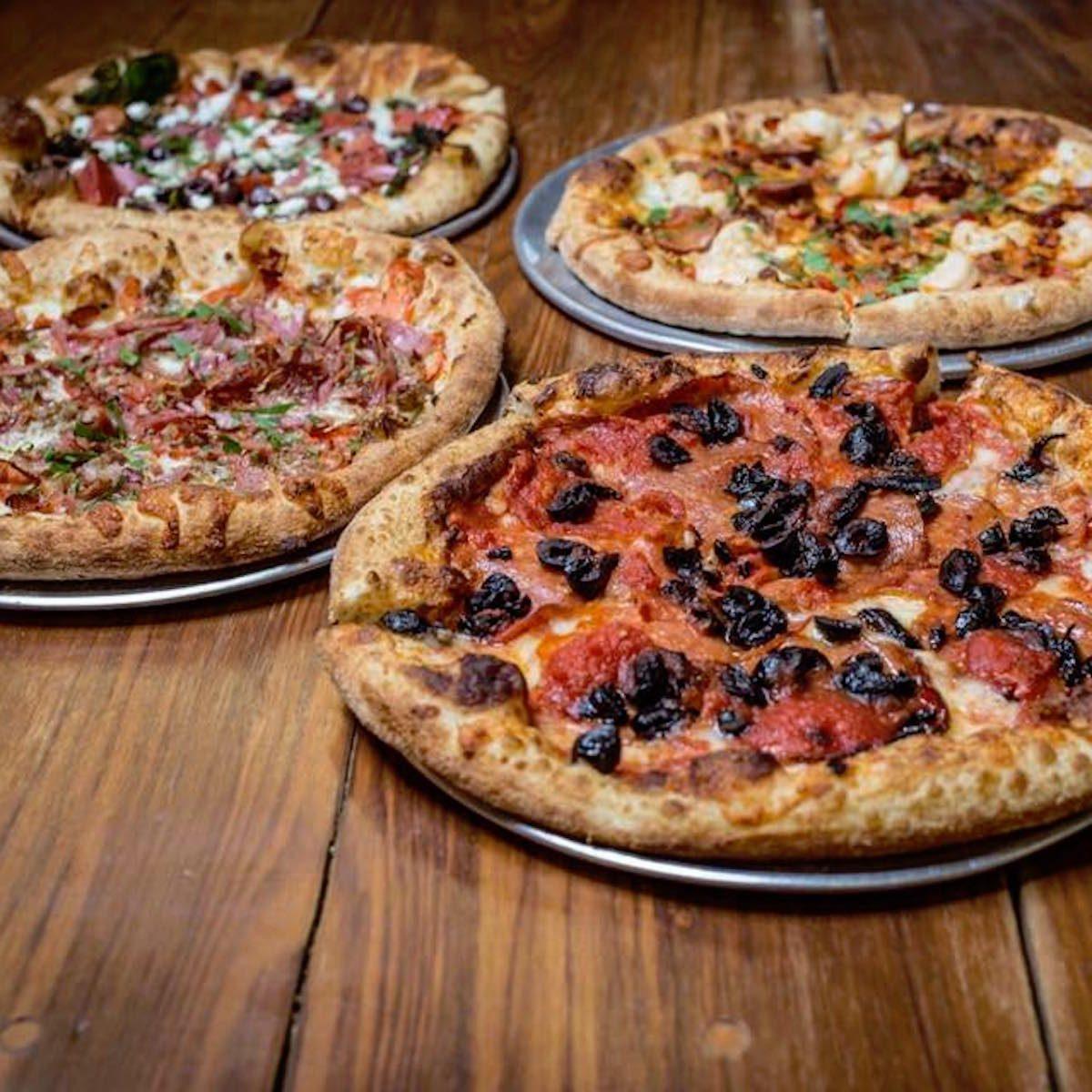 Pure Pizza - 7th St. Public Market