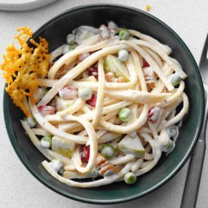 Parsnip, Pear and Pecan Salad