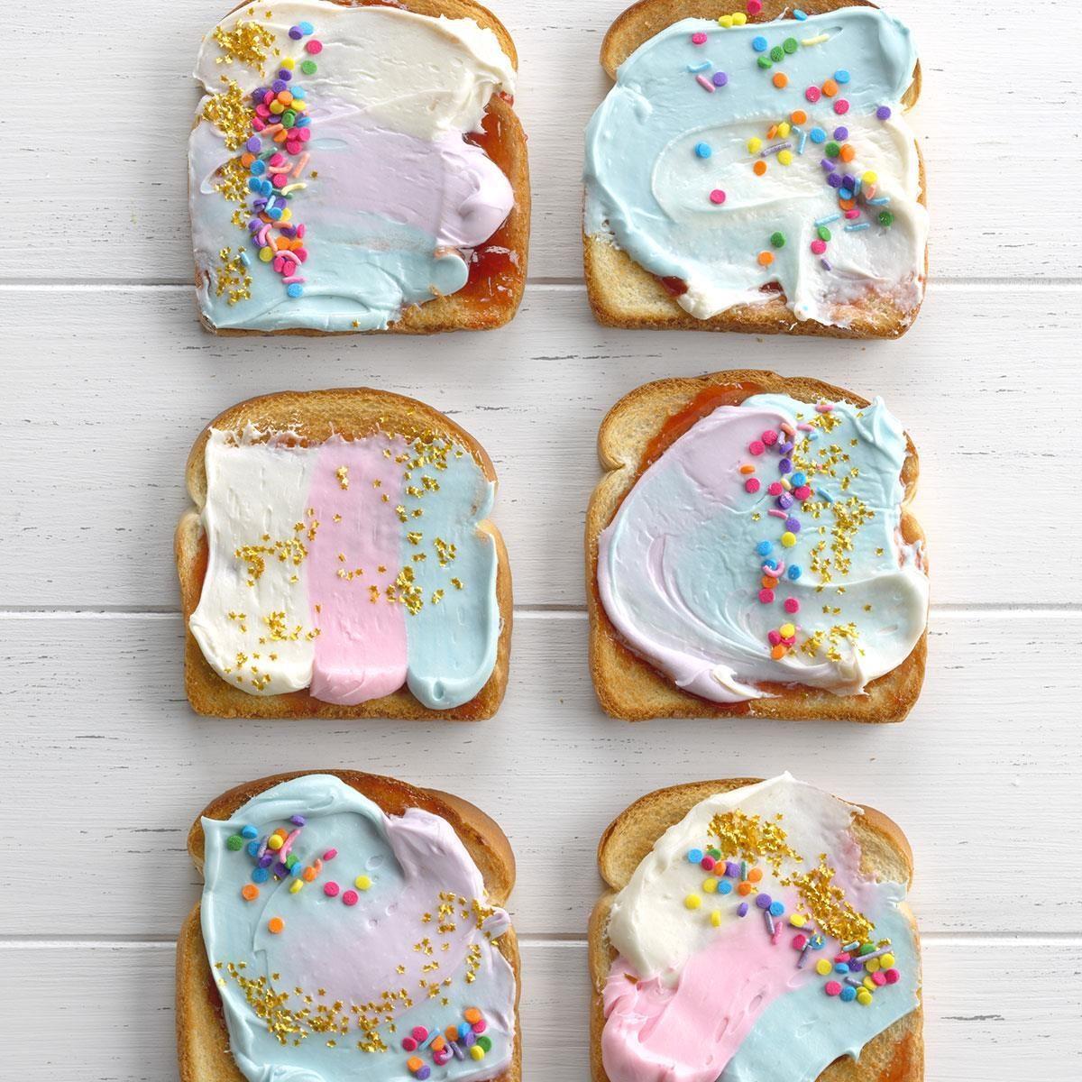 Elementary Age: Princess Toast