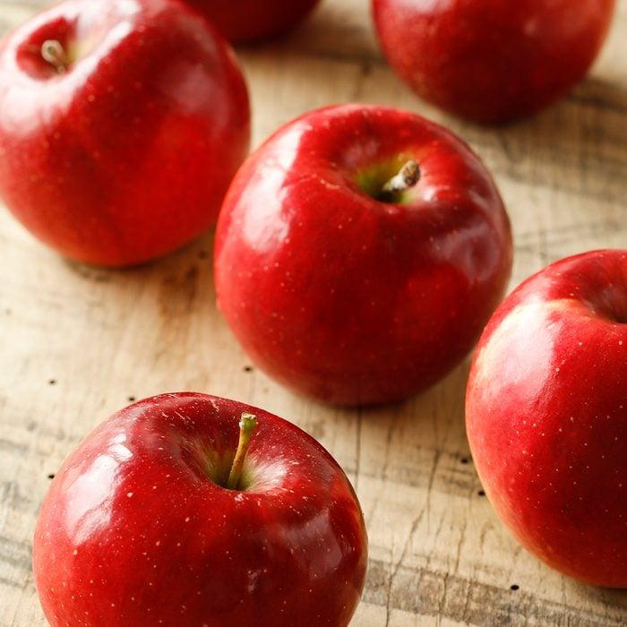 Ruby Frost apple