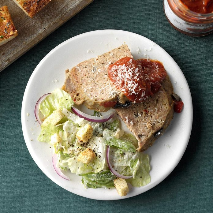 Slow-Cooked Pizzaiola Meat Loaf