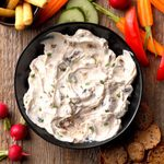 Thyme and Fig Goat Cheese Spread