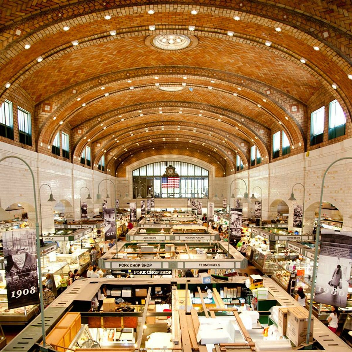 28 Best Food Halls Across the United States | Taste of Home