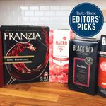 We Tried 5 Brands and Found the Best Boxed Red Wine