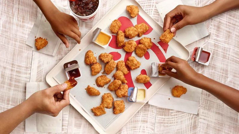 Chick Fil A Goes Big With Their New Massive 30 Piece Nuggets Order
