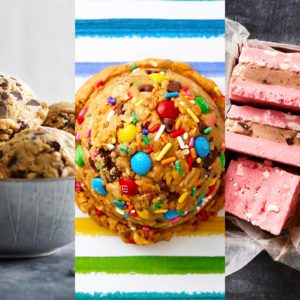 These Edible Cookie Dough Recipes Let You Skip the Oven