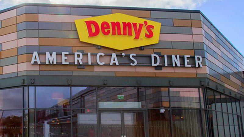 Denny's diner