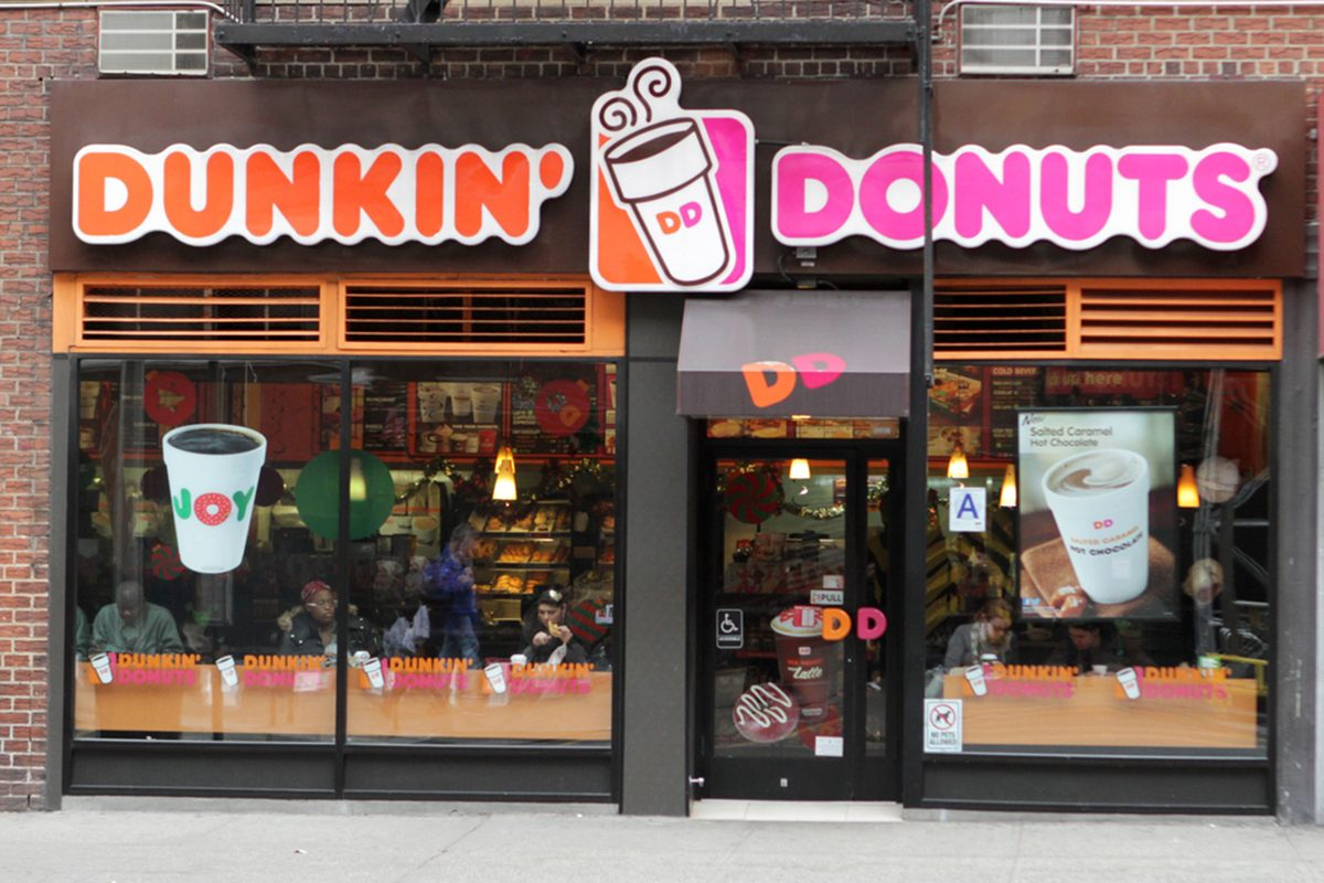 Dunkin' Is Permanently Closing 450 of Its Locations—Here's Why