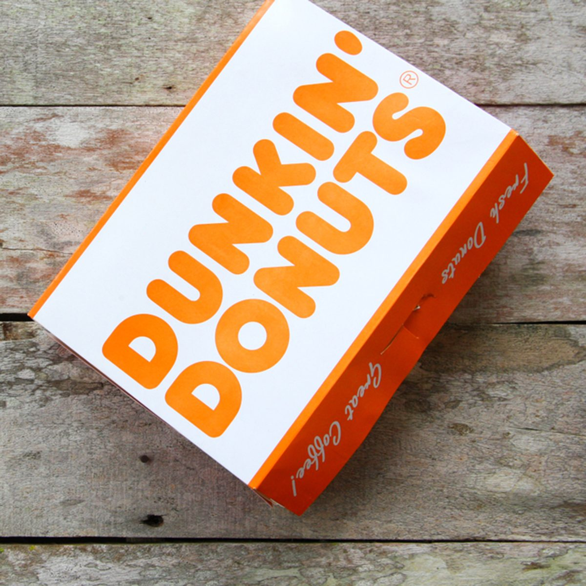 Dunkin' Donuts is an American global donut company and famous branding fast food.