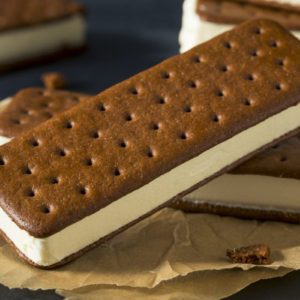 This Is Why Most Ice Cream Sandwiches Just Won't Melt