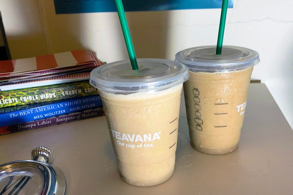 New blended protein drinks