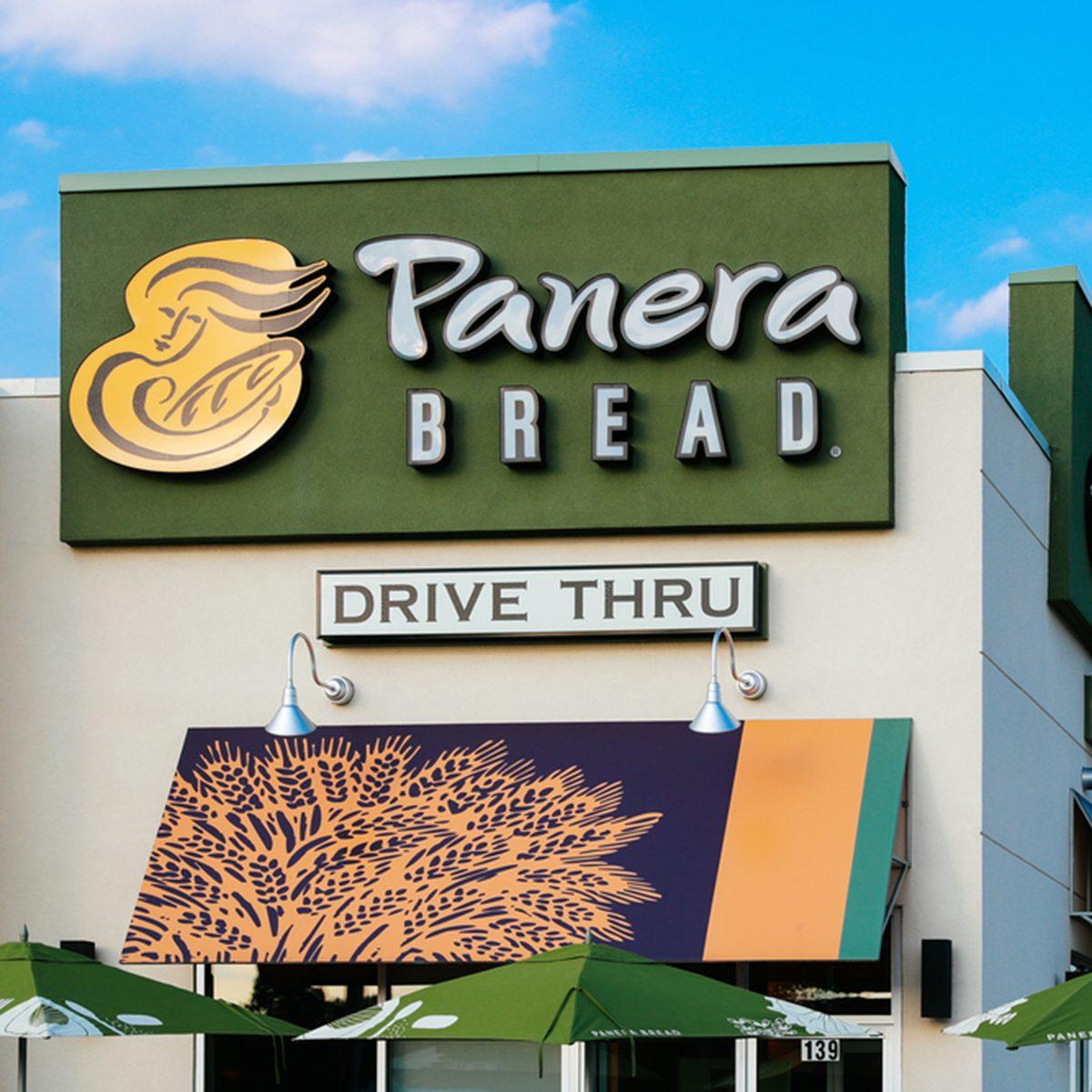 Panera Bread Retail Location.