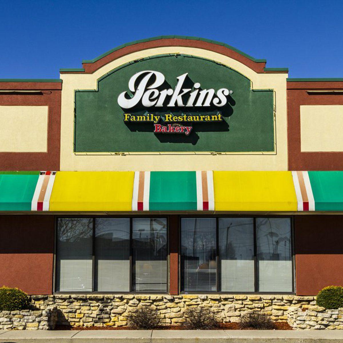 Perkins exterior