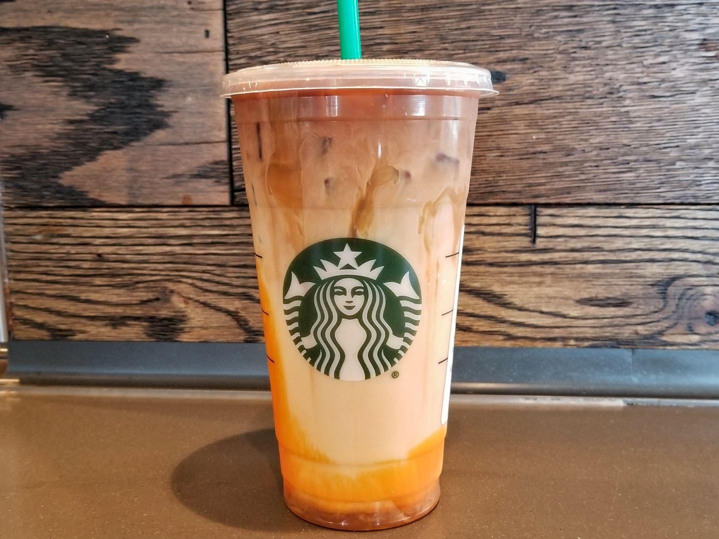 Starbucks Pumpkin Caramel Macchiato Is A Must Try Taste Of Home