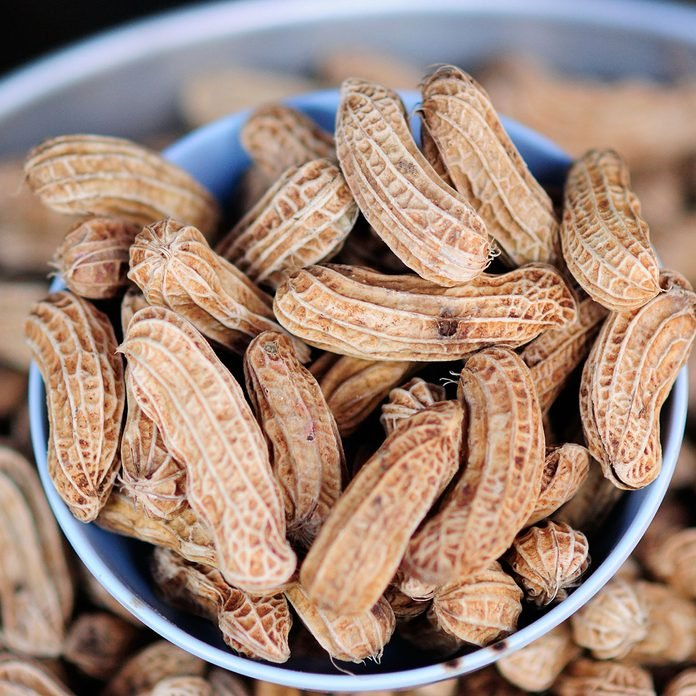 boiled peanuts in Thai market; Shutterstock ID 134503379; Job (TFH, TOH, RD, BNB, CWM, CM): Taste of Home