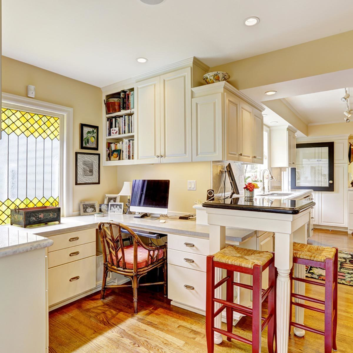 kitchen desks - Kitchen Desk