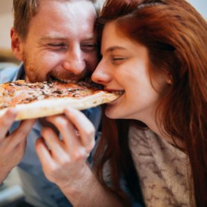 The Newlywed's Guide to Pizza Night