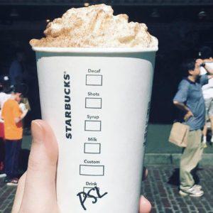 Starbucks Pumpkin Spice Lattes Are Back!