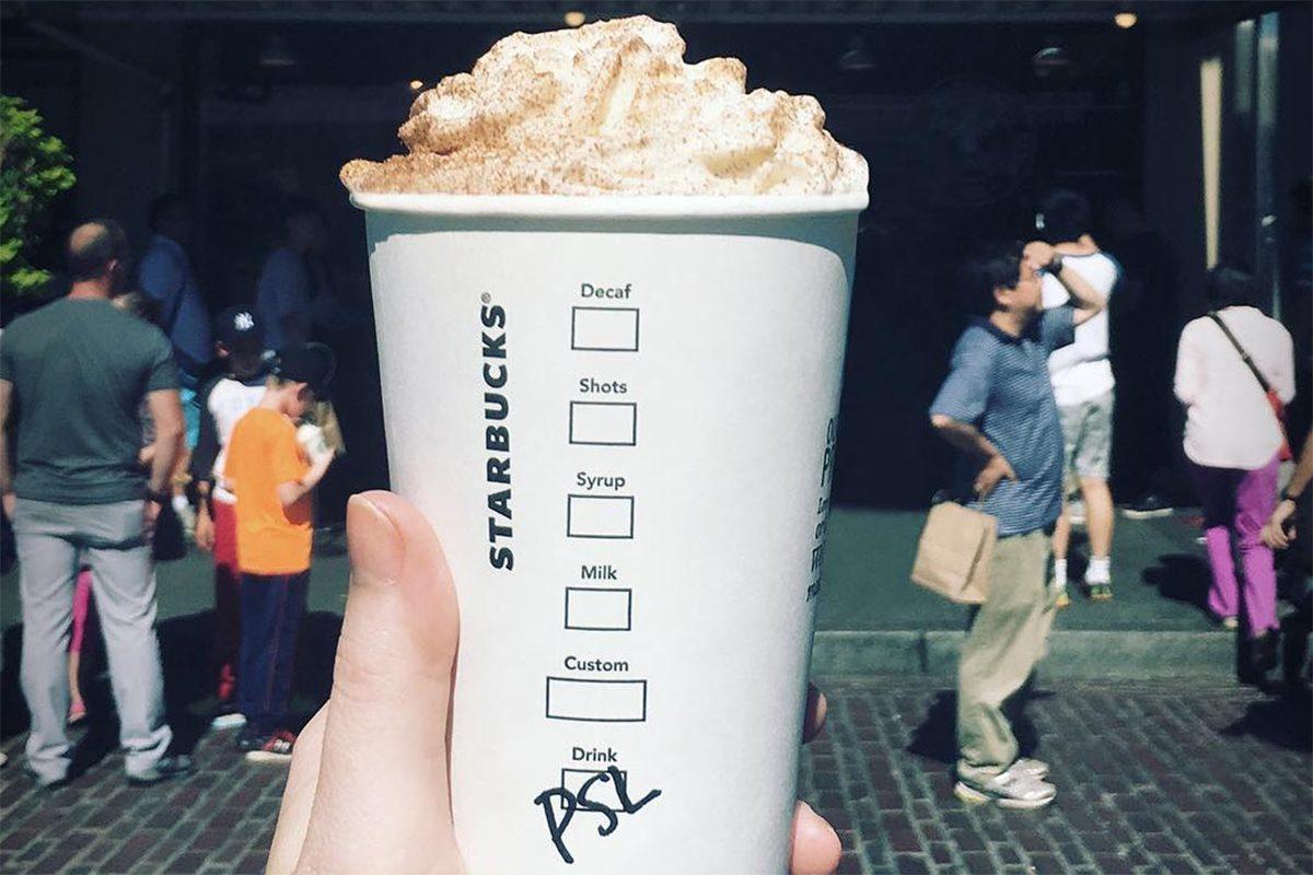 Starbucks Pumpkin Spice Lattes Are Back | Taste of Home