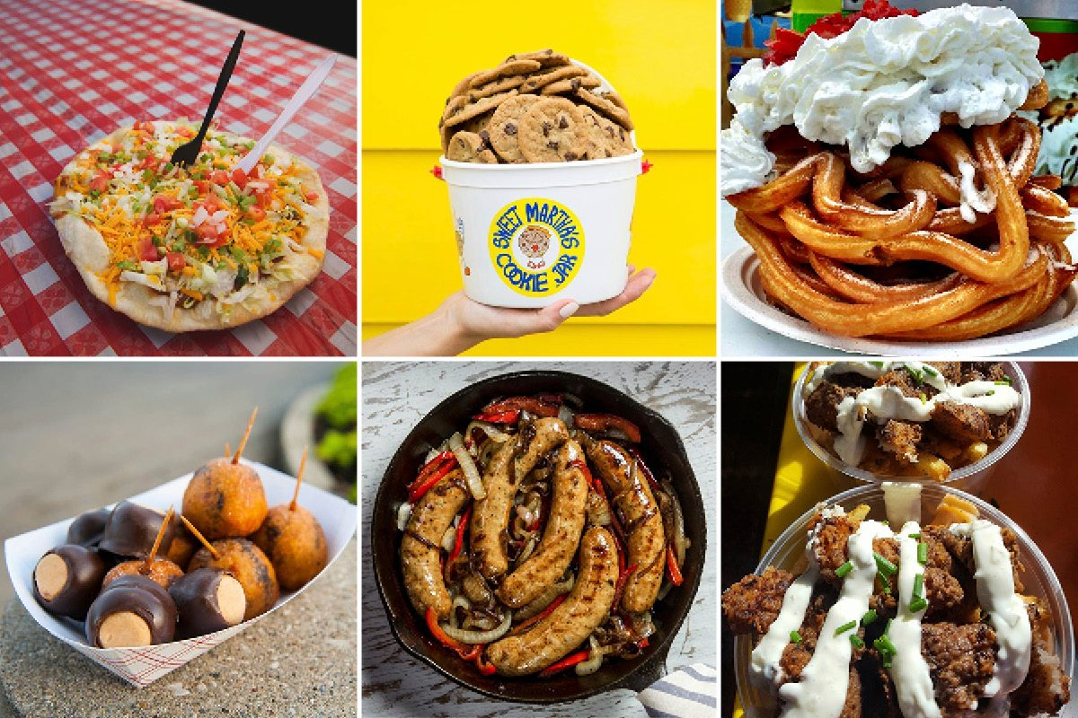 The Best State Fair Food in Every State | Taste of Home