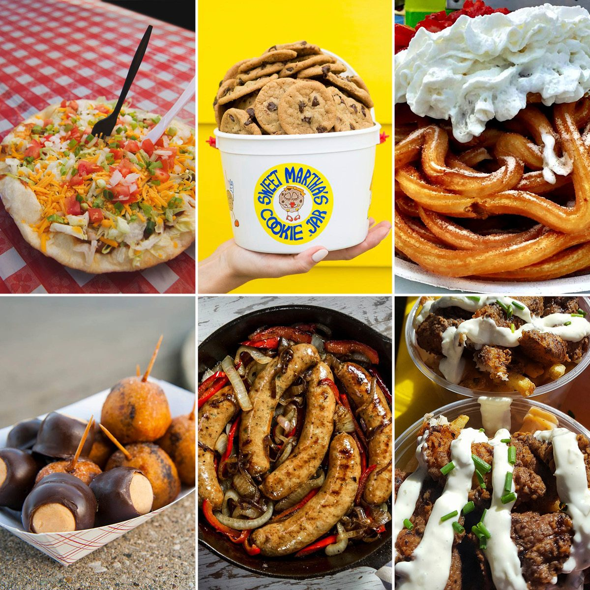The Best State Fair Food In Every State Taste Of Home