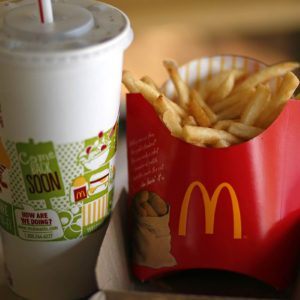 The Alleged Secret Way McDonald's Shorts You On French Fries