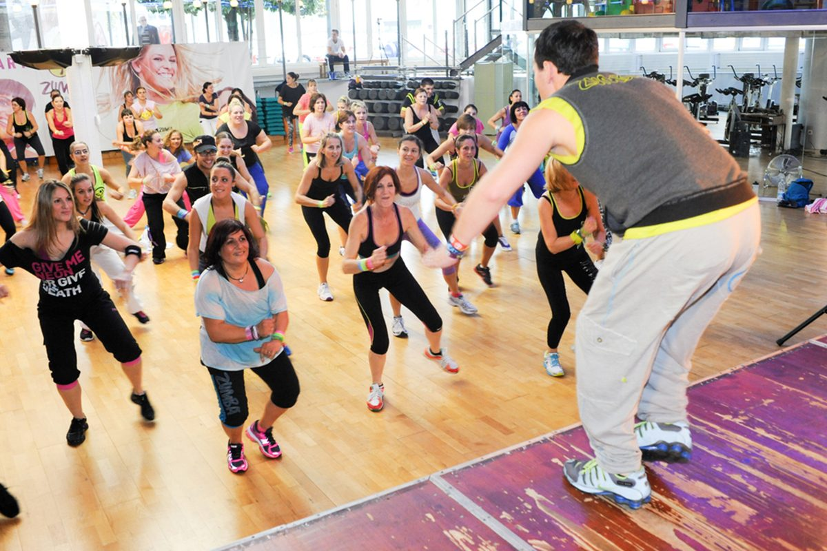What Your Zumba Instructor Eats To Stay So Darn Peppy