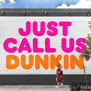 Dunkin' Donuts Is Changing Its Name, and People Are Shocked
