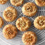 Baklava Thumbprint Cookies