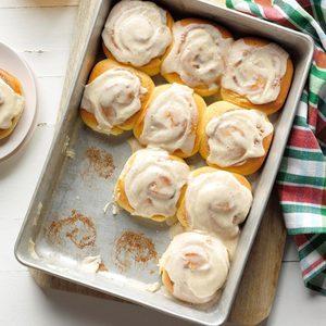 Christmas Morning Sweet Rolls