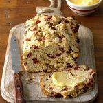 Cranberry Orange Almond Quick Bread