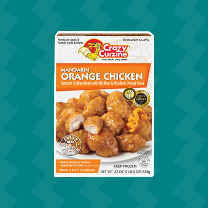 Crazy Cuizine Mandarin Orange Chicken