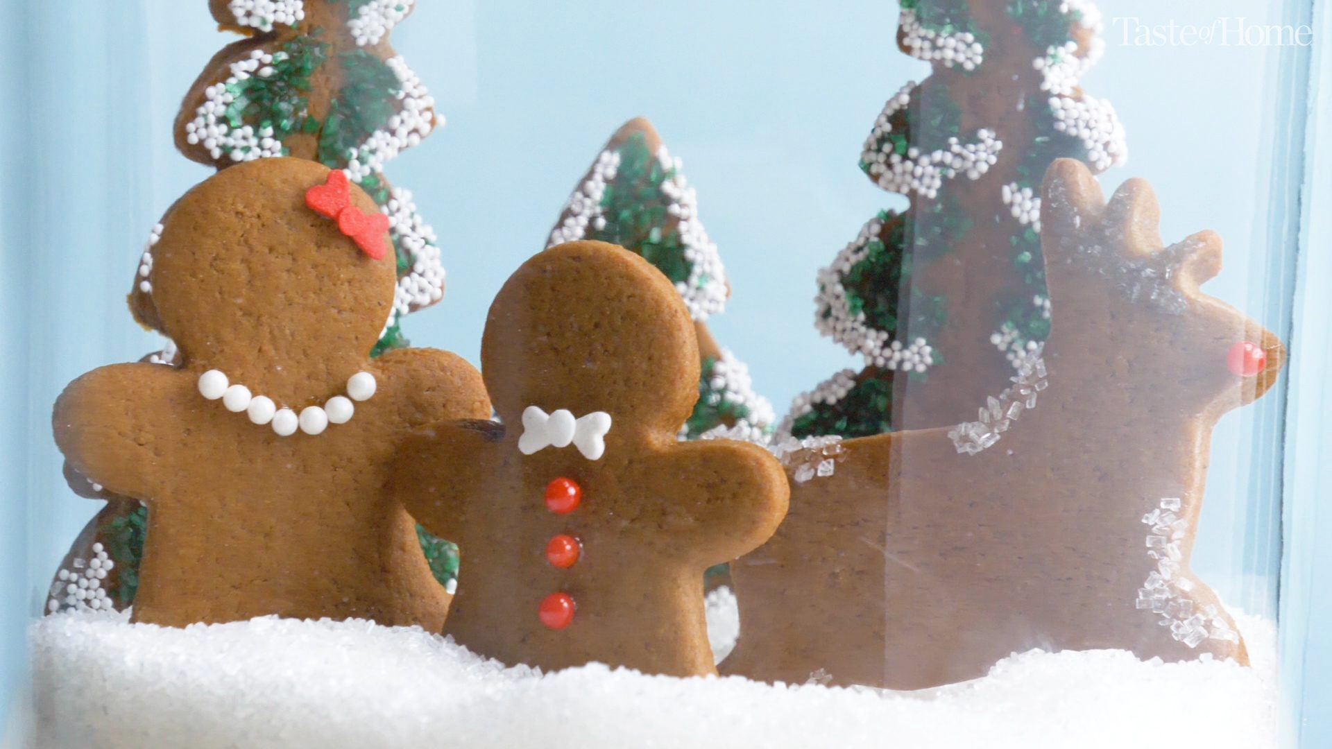 how to make a gingerbread house taste