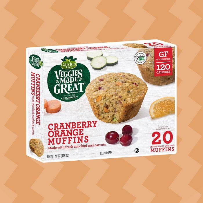Garden Lites Cranberry Orange Muffins