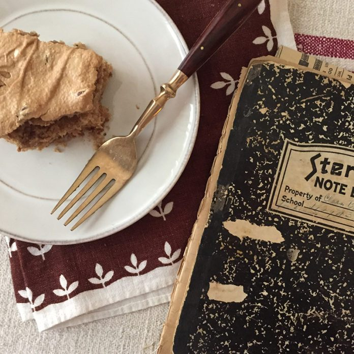 The Long-Lost Spice Bar Recipe I Found in My Great-Grandmother's Cookbook